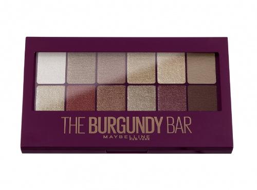 Palette d'ombres à paupières Burgundy Bar - Maybelline