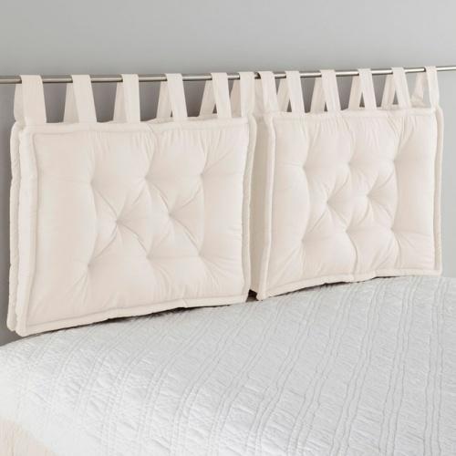 Scenario - Coussin de tête de lit