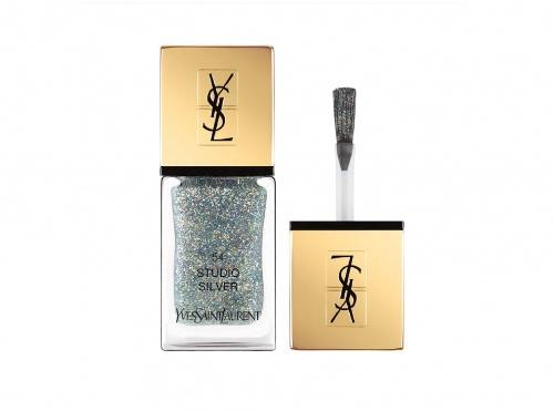 Vernis La Laque Couture 54 Studio Silver - Yves Saint Laurent Beauté