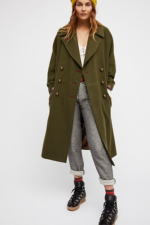 FreePeople - Manteau