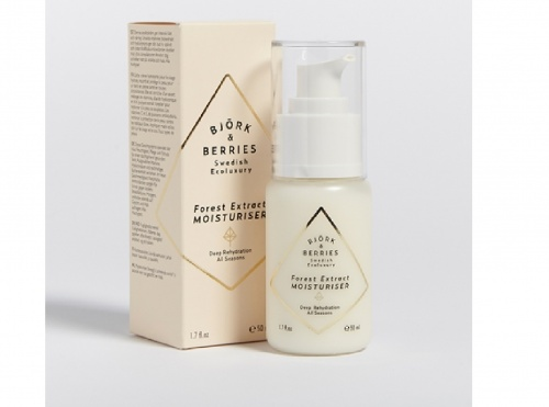 Hydratant Forest Extract Moisturizer - Bjork And berries