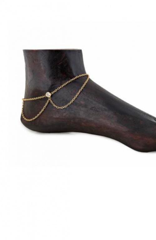 Jacquie Aiche - Bracelet de cheville