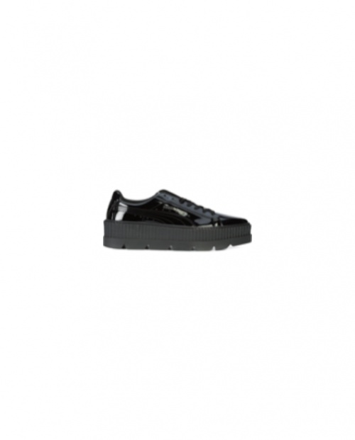 Puma - Baskets vernies noires
