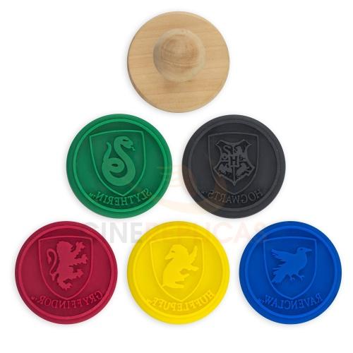 Cinereplicas - Set de 5 tampons à biscuits