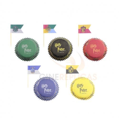 Cinereplicas - Set de moules à cupcakes