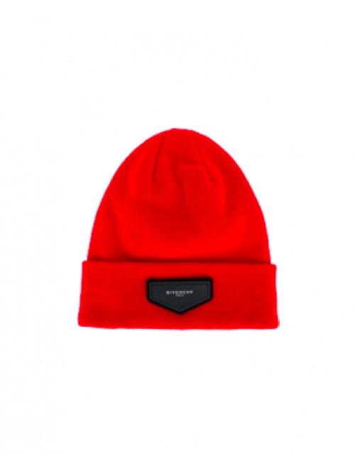 Givenchy - Bonnet rouge