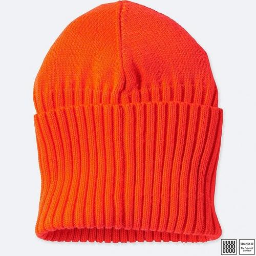 Uniqlo - Bonnet rouge