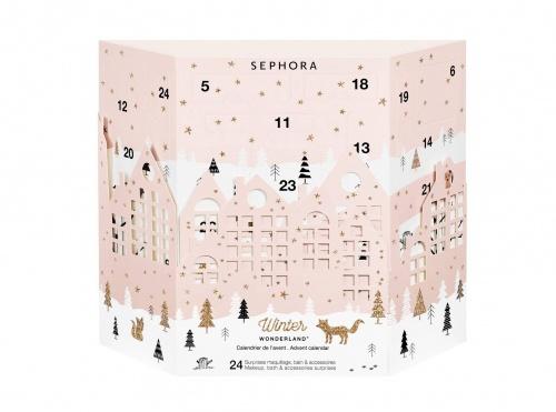 Calendrier de l'Avent Winter Wonderland -Sephora