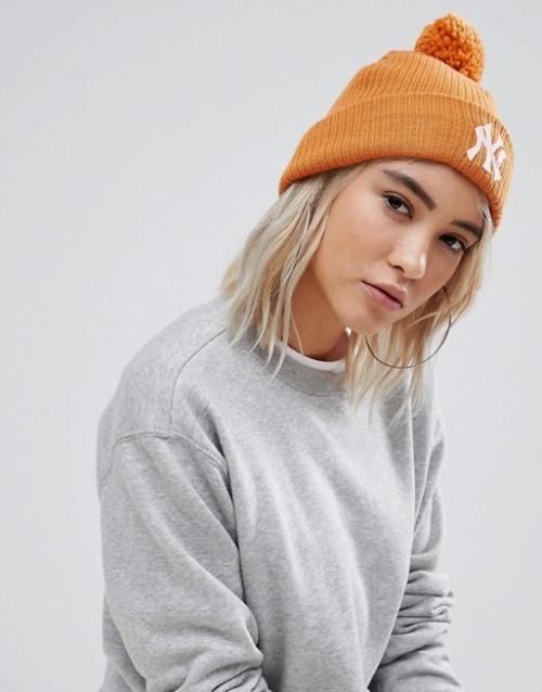 New Era - Bonnet orange
