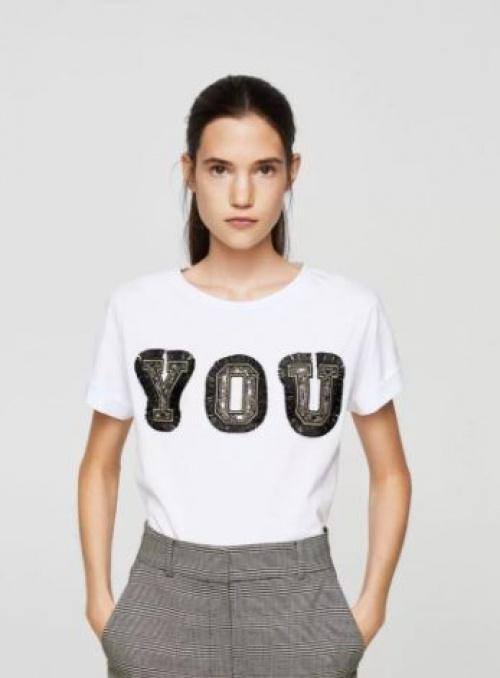 Mango - T-shirt