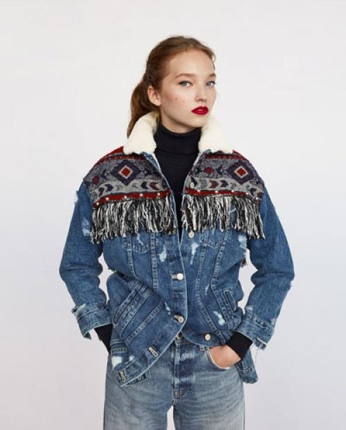Zara - Sherpa