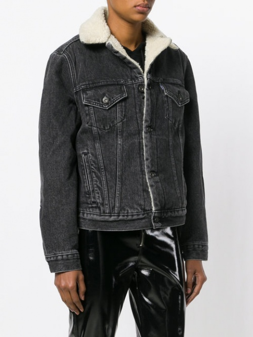 Off-White x Levi's Made & Crafted - Sherpa