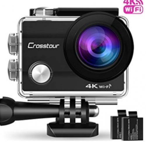 CrossTour - Caméra de sport wifi