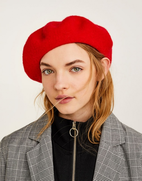 Pull and Bear - Béret