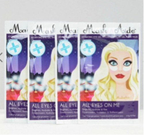 Maskeraide - All Eyes On Me - Patch En Gel Pour Les Yeux