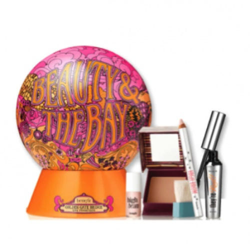 Benefit - Hoola & They're Real ! Coffret Noël Beauty & The Bay