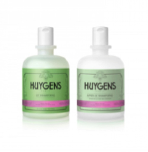 Huygens - Duo Shampoing et Après-Shampoing - Bois Rose