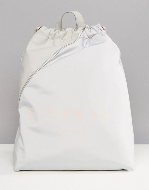Fiorelli Sport - Sac à dos blanc