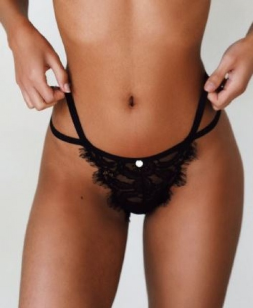 Oh So Lovely Intimates - String