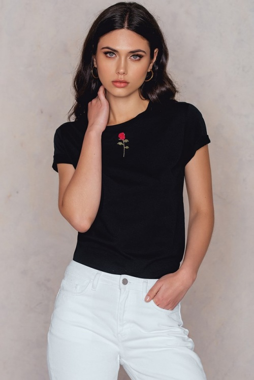 NA-KD - T-shirt