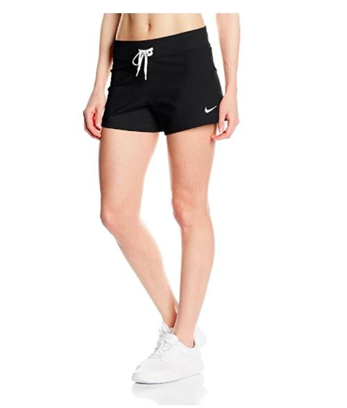 Short noir évasé - Nike