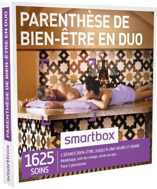 SmartBox - Coffret cadeau parenthèse de bien être en duo