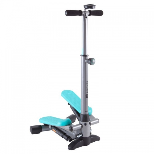 Decathlon - Mini stepper bleu
