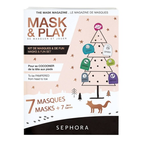 Sephora Collection - Mask & Play !