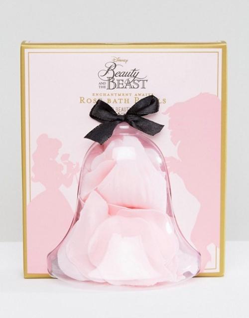 Beauty and the Beast - Pétales de rose pour le bain
