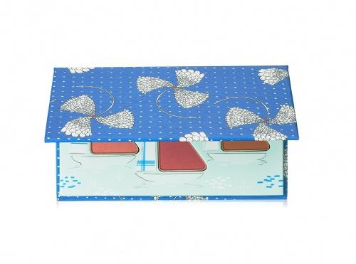 PAUL & JOE - Palette pour Visage/Paupières #002 Coral Garden