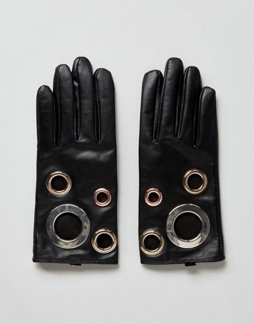 Asos Black - Gants