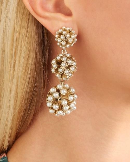 Rosantica - Boucles d'oreilles