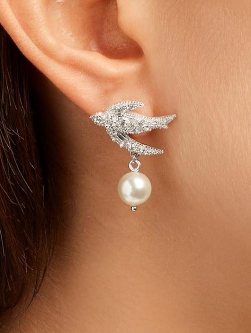 Miu Miu - Boucles d'oreilles