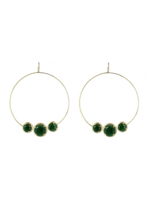 Be Maad - Boucles d'oreilles