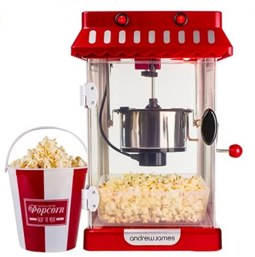Machine à Pop-corn - Andrew James