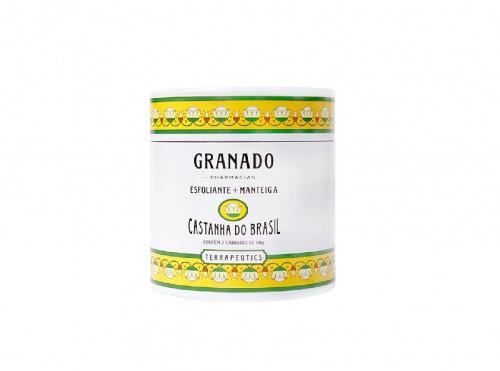 Granado - Duo Beurre Et Exfoliant Corporel Castanha