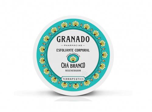 Granado - Exfoliant Corporel Chá Branco