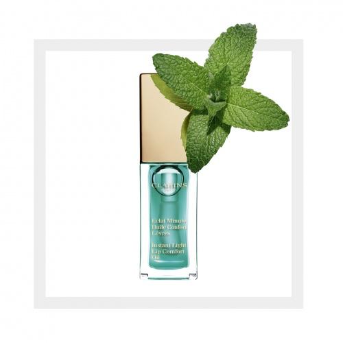 Clarins - Éclat minute huile confort lèvres