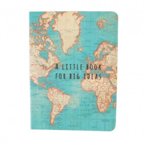 Carnet de voyage - Sass & Belle
