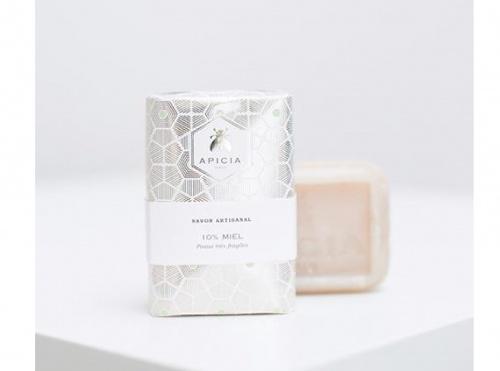 Apicia - Savon Artisanal Peaux Très Fragiles