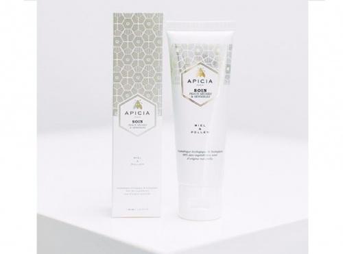 Apicia - Soin Peaux Seches & Sensibles Ultra-Fluide Bio