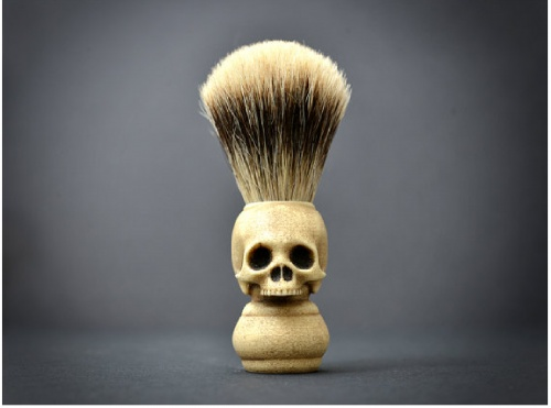 Etsy - Brosse de rasage de crâne
