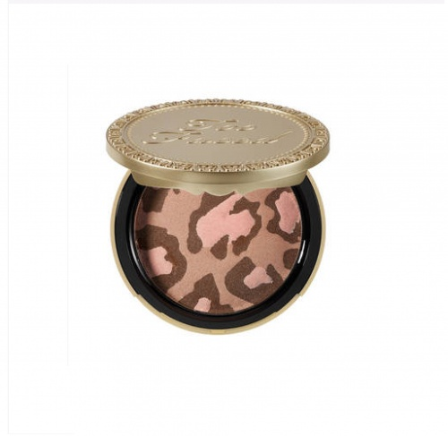 TOO FACED - Pink Leopard Bronzer Poudre Bronzante