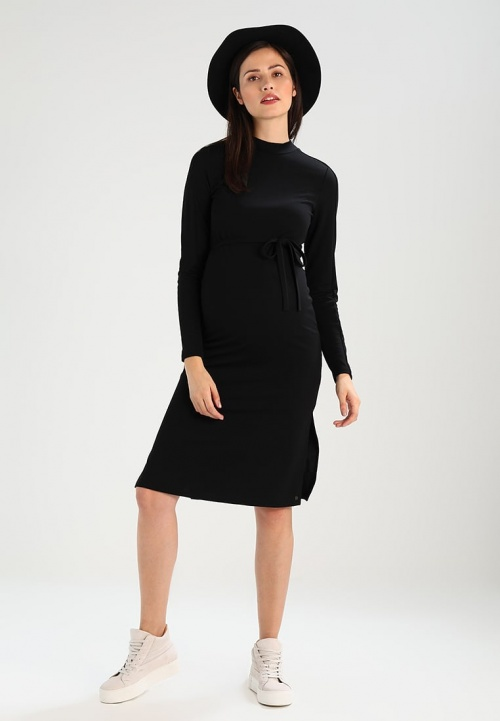 ESPRIT - Robe de maternité noire