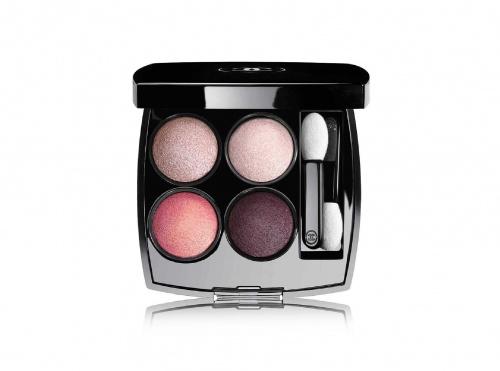 Chanel - Les 4 ombres Tissé Camélia