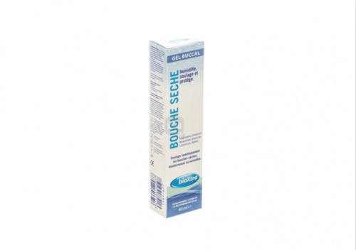 Bioxtra - Bouche Sèche Dentifrice Doux Tube