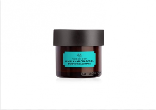 The Body Shop - Masque Purifiant Éclat au Charbon de Bois de l'Himalaya