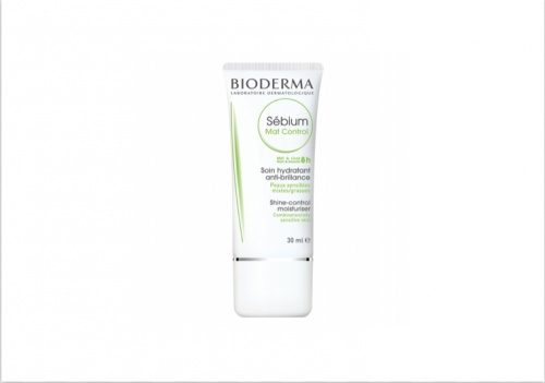 Bioderma - Soin hydratant anti-brillances Sébium