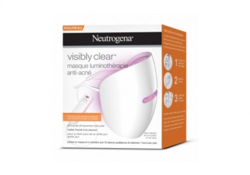 Neutrogena - Masque de Luminothérapie Anti-Acné