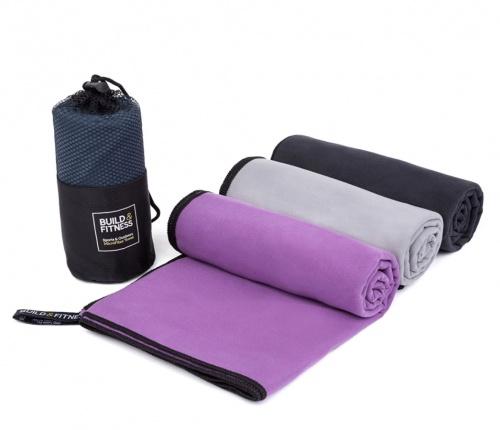 Serviette Fitness - Build & Fitness